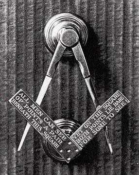 Masonic Knocker